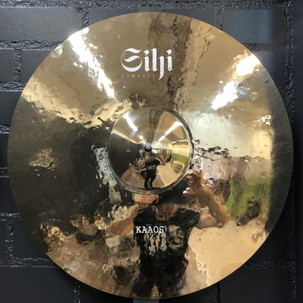"22"" Kaaos Ride cymbal"